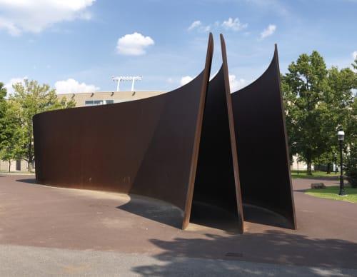 Richard Serra - Sculptures and Art