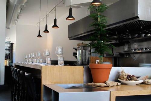 Commis, Restaurants, Interior Design