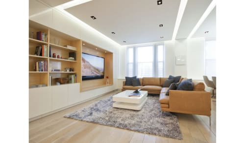 Interior Design by StudioLAB seen at Private Residence, New York - Interior Design