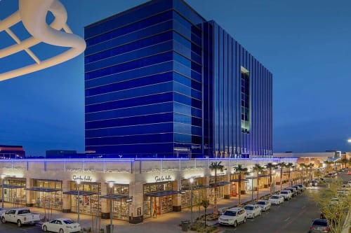 One Summerlin (Las Vegas), Offices, Interior Design