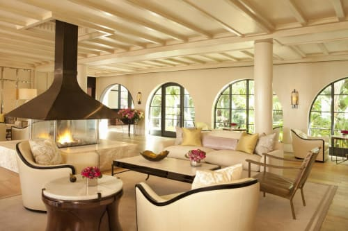 Hotel Bel-Air, Hotels, Interior Design