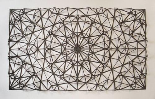 Matt Shlian - Murals and Art