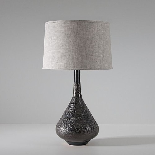 Lighting by Stone and Sawyer seen at Smyth, a Thompson Hotel, New York - Miller Lamps