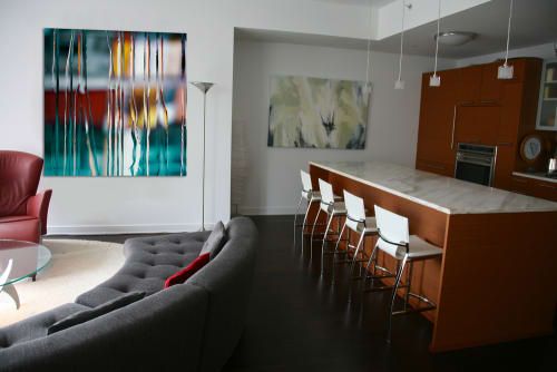 Photography by Carol Inez Charney seen at Private Residence, San Francisco - NYC-6, 59x59""