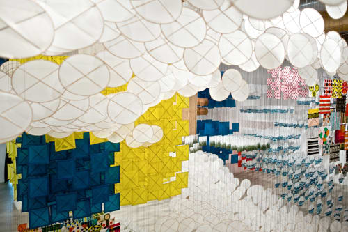 Jacob Hashimoto - Sculptures and Art
