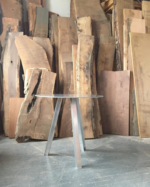 Tables by Lucca Zeray seen at Zeray Studio, Brooklyn - 13 Table