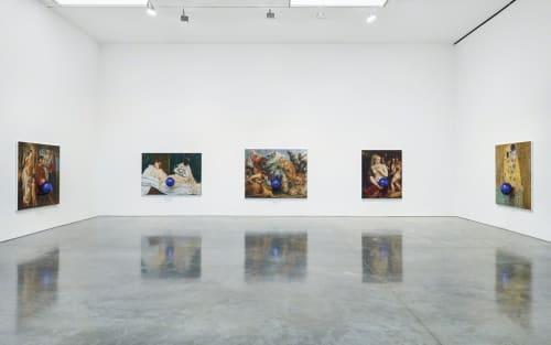 Jeff Koons - Public Sculptures and Public Art
