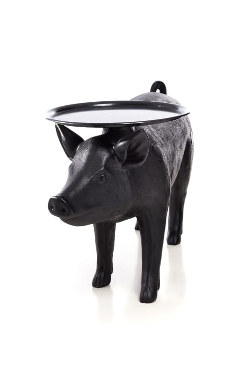 Tables by Front seen at SLS Hotel, a Luxury Collection Hotel, Beverly Hills, Los Angeles - Pig Table