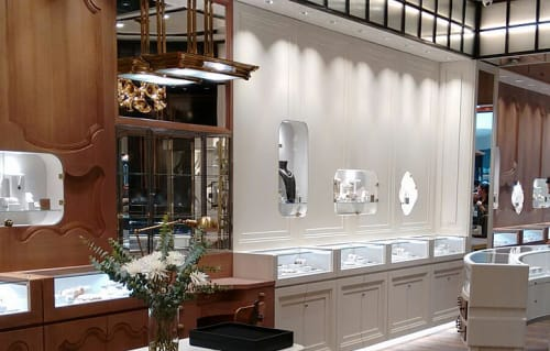 Interior Design by G4 Group at Aristocrazy, Aventura - Architectural Design