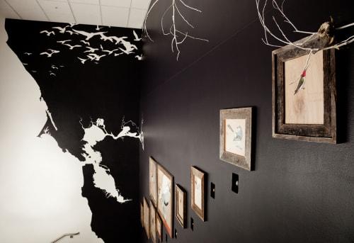 Jane Kim - Murals and Paintings