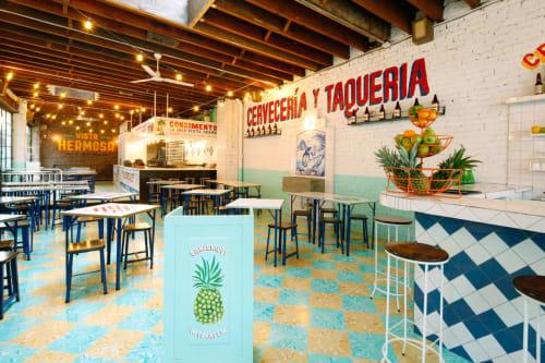 Tacombi, Bleecker, Restaurants, Interior Design