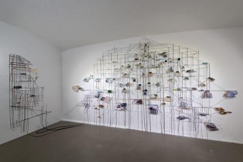 Adriane Colburn - Public Sculptures and Public Art