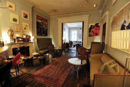 Norwood, Restaurant, Interior Design