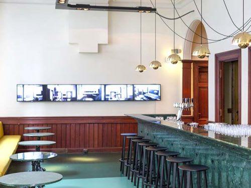Interior Design by Lex Pott at ArtDeli, Amsterdam - Interior Design