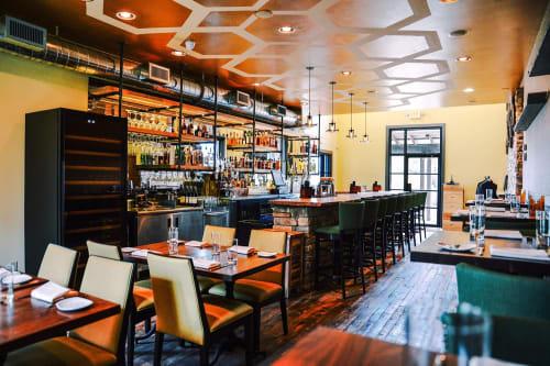 Apis Restaurant & Apiary, Restaurants, Interior Design