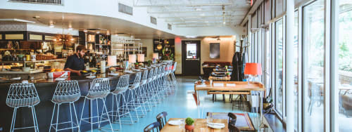 Launderette, Austin, TX, Restaurants, Interior Design