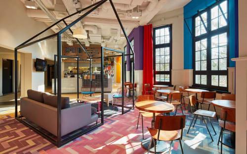 Generator Hostel, Hotels, Interior Design