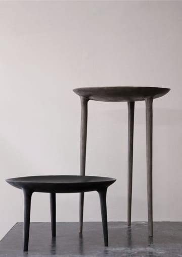 Tables by Rick Owens at 11 Howard, New York - Low and High Sidetable