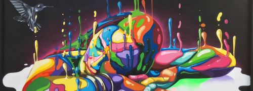 Dasic Fernandez - Murals and Art