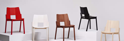 Chairs and Furniture by Mattiazzi Italy