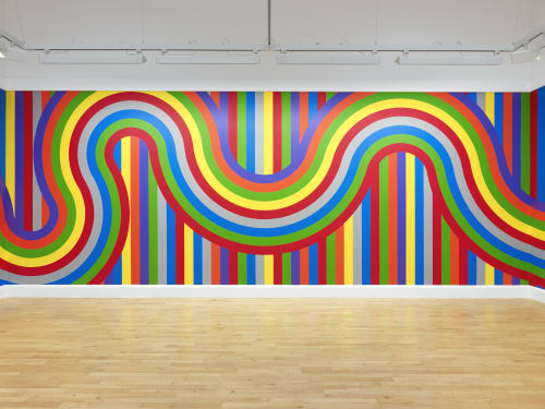 Sol LeWitt - Murals and Art
