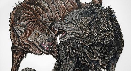 Dennis McNett (Wolfbat Studios) - Sculptures and Art