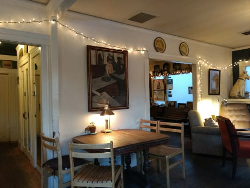 Schmidt's Pub, Bars, Interior Design