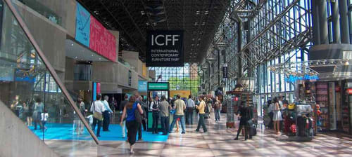 Jacob K. Javits Convention Center, NYC, Space, Interior Design