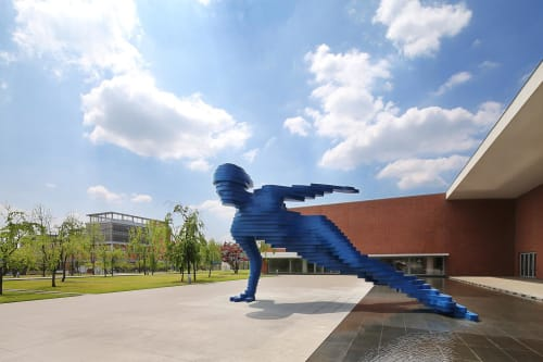 Xavier Veilhan - Public Sculptures and Public Art