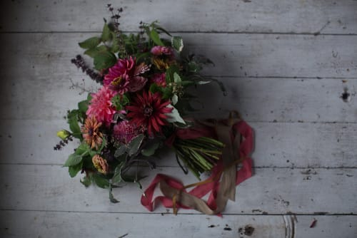 Floral Arrangements and Floral & Garden by Wallflower Design