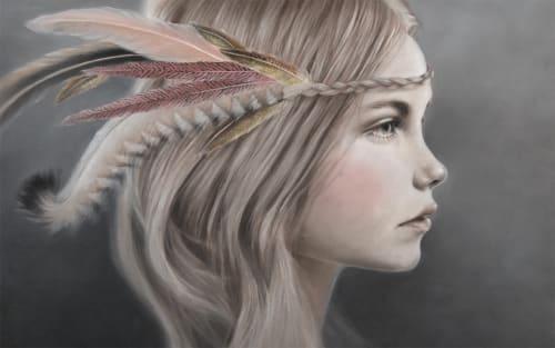 Bec Winnel - Paintings and Art