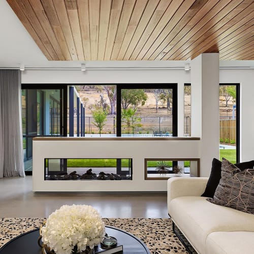 Interior Design by YOLK on the inside seen at Private Residence, Red Hill - Interior Design
