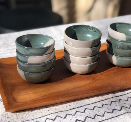 Tableware by Soul Matter Studio seen at Laced With Romance Vintage, Austin - Copitas