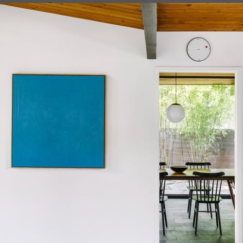 Paintings by Max Gore seen at Private Residence, Portland - Last Light