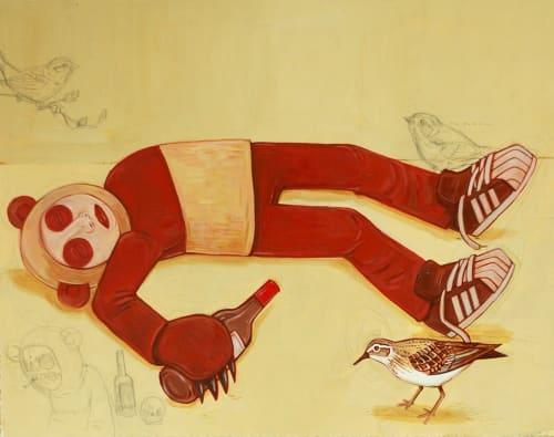 Andrew Pommier - Street Murals and Public Art