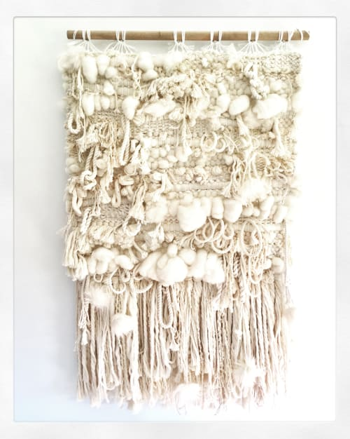 Macrame Wall Hanging by The Catskill Kiwi seen at Scribner's Catskill Lodge, Hunter - Scribners Style Weave