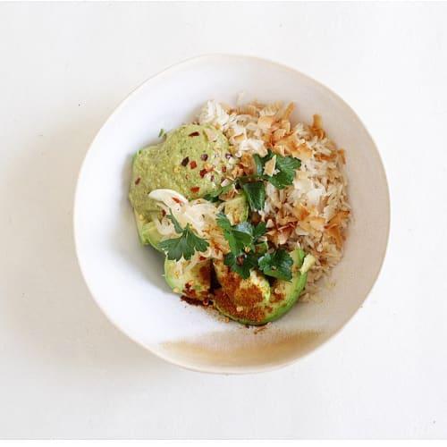 Tableware by fefostudio at O Cafe, New York - Salad Bowl