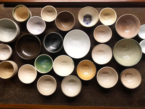 Tableware by Jessie Lazar, LLC seen at Howard St, Massena - Ceramic Bowls