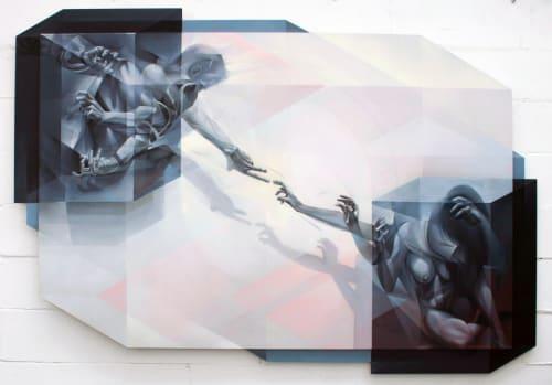 Vesod - Street Murals and Public Art