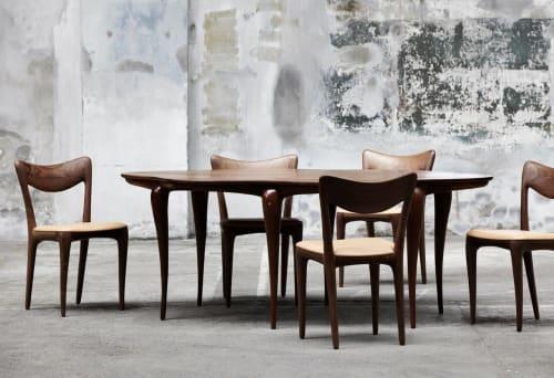 Tables by Ask Emil Skovgaard seen at Copenhagen, Denmark, Copenhagen - Spider