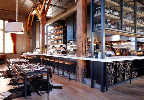 Coqueta, Bars, Interior Design