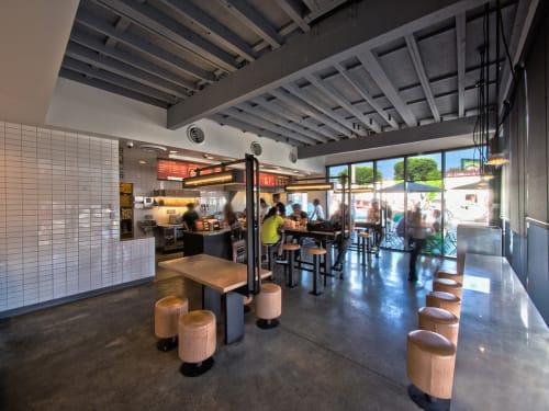 Chipotle Mexican Grill, Restaurants, Interior Design