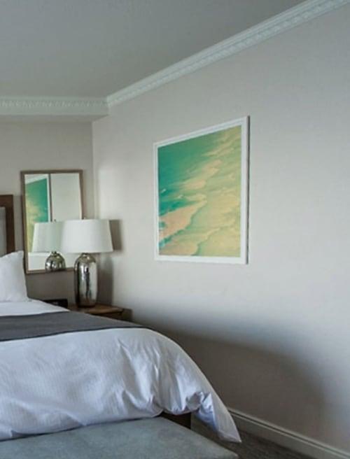Photography by Scarlett Ella Photography seen at Loews Coronado Bay Resort, Coronado - Waves of Zen
