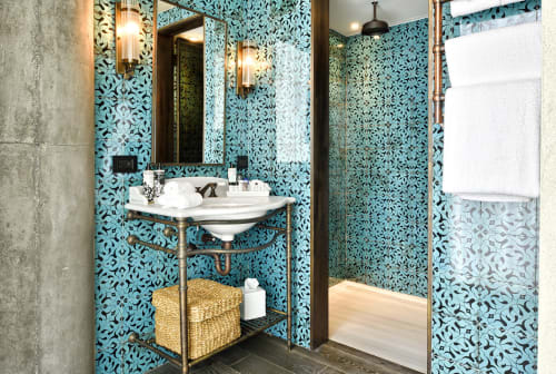 Tiles by Otto Tiles And Design at Soho House Istanbul - Soho House Tiles