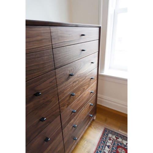 Furniture by Steven Bukowski seen at Private Residence, Brooklyn - Bridge Dresser