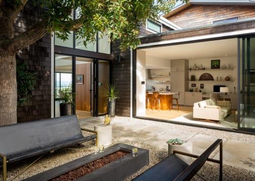 Martinkovic Milford Architects, Urban Canvases, Interior Design