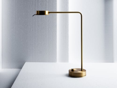 Lighting by Wastberg seen at Bellota, San Francisco - Wastberg Chipperfield w102 Table Lamp