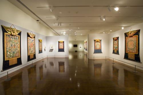 Honolulu Museum Of Art, Art Galleries, Interior Design