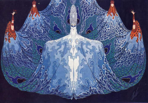 Erté - Paintings and Art