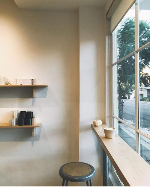 Cups by Notary Ceramics at Maru Coffee, Los Angeles - Latte Cup